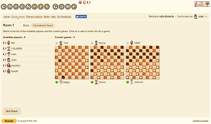 Checkers-Game.net